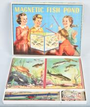 SPEAR MAGNETIC FISH PIND w/ BOX