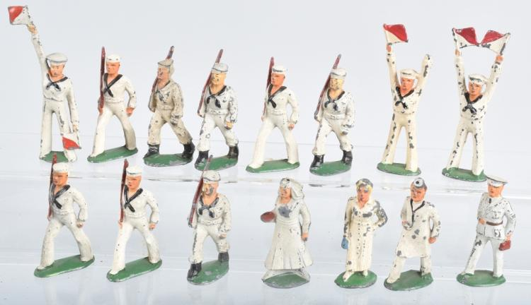 15- BARCLAY LEAD NAVY SOLDIERS