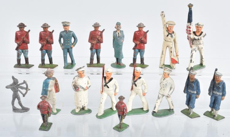 15+ BARCLAY SOLDIERS & MORE