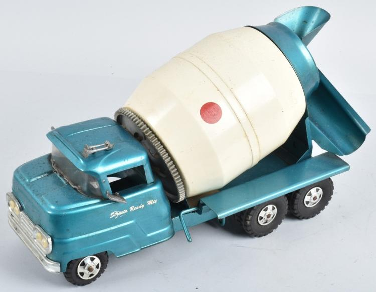 STRUCTO Pressed Steel READY MIX CEMENT TRUCK