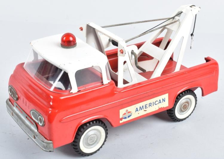 NYLINT FORD AMERICAN OIL CO. TOW TRUCK