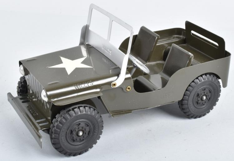 LUMAR Pressed Steel WILLYS JEEP