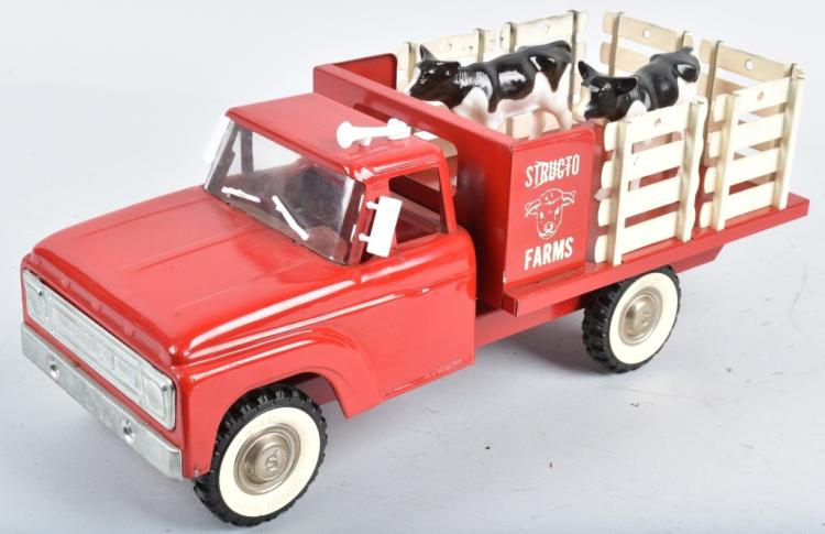 STRUCTO Pressed Steel FARM TRUCK