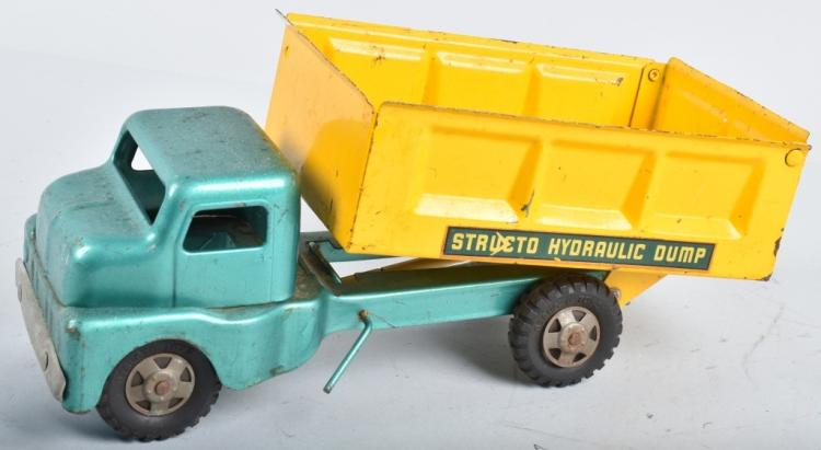STRUCTO Pressed Steel HYDRAULIC DUMP TRUCK