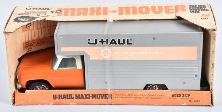 NYLINT U-HAUL MAXI-MOVER TRUCK w/ BOX