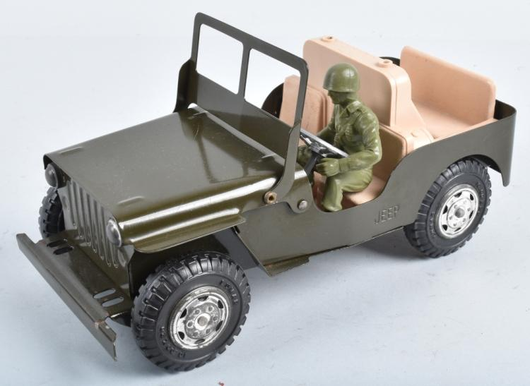 LUMAR WILLYS MILITARY JEEP
