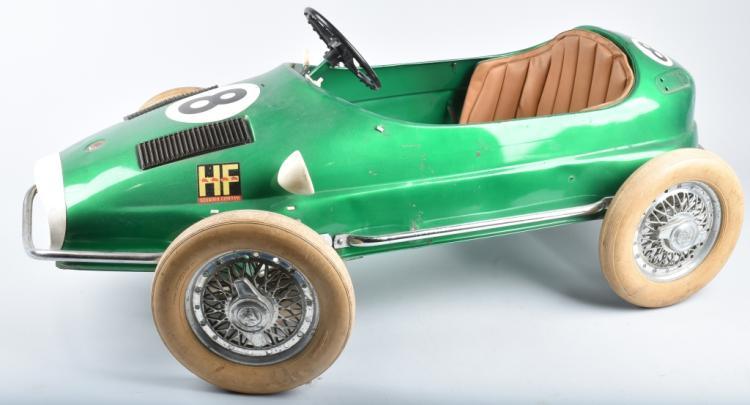 GIORDANI MASSERATI F1 RACER PEDAL CAR