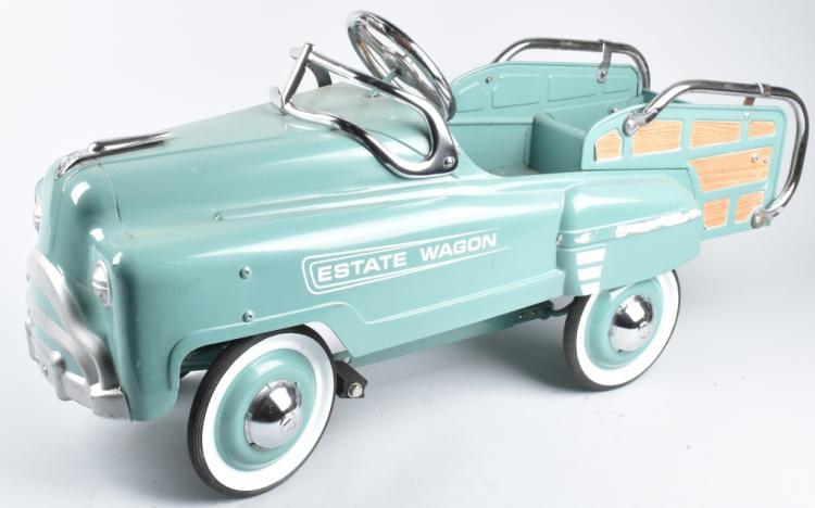 MURRY ESTATE WAGON PEDAL CAR