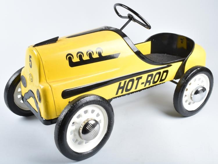 GARTON HOT ROD PEDAL CAR