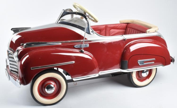 1941 STEELCRAFT BUICK EIGHT PEDAL CAR