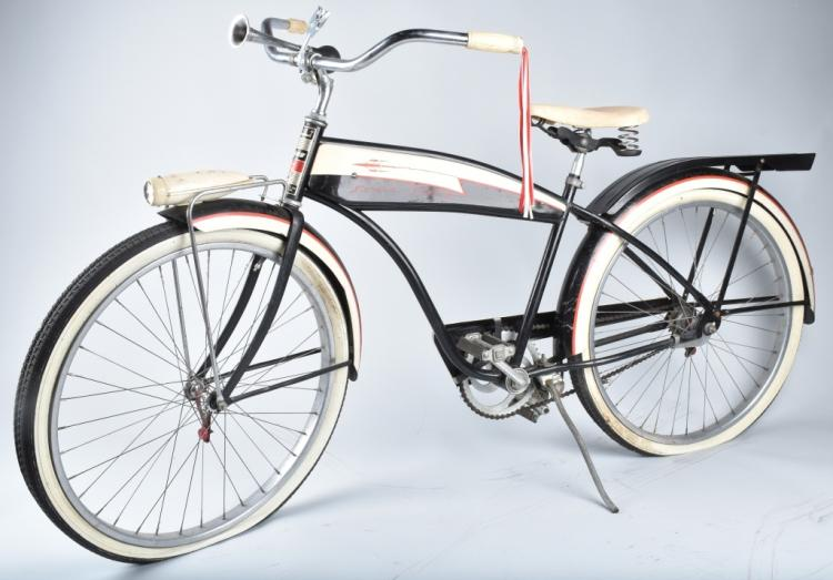 1950s EVANS SONIC SCOUT BOYS BICYCLE