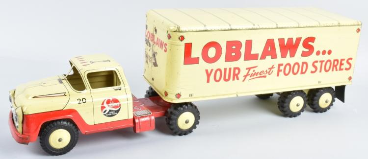 MARX Private Label LOBLAWS FOOD STORES TRUCK