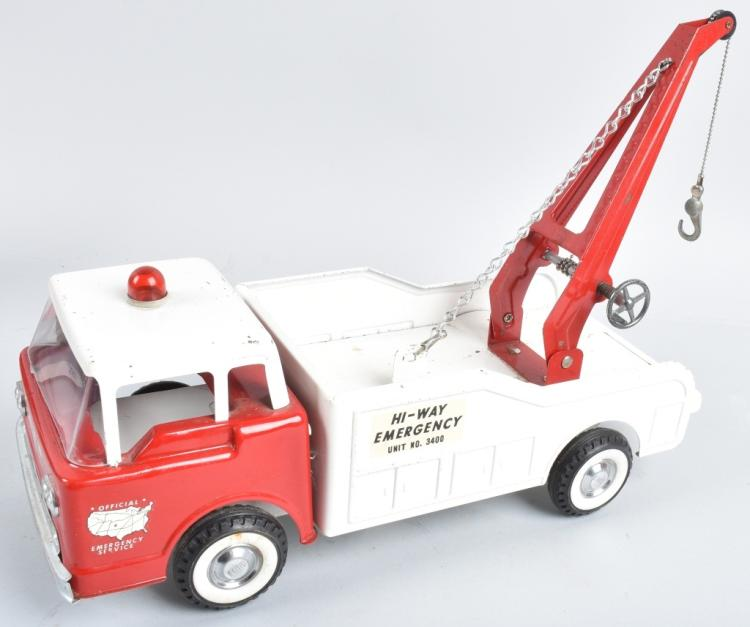 NYLINT FORD HI-WAY EMERGENCY TOW TRUCK