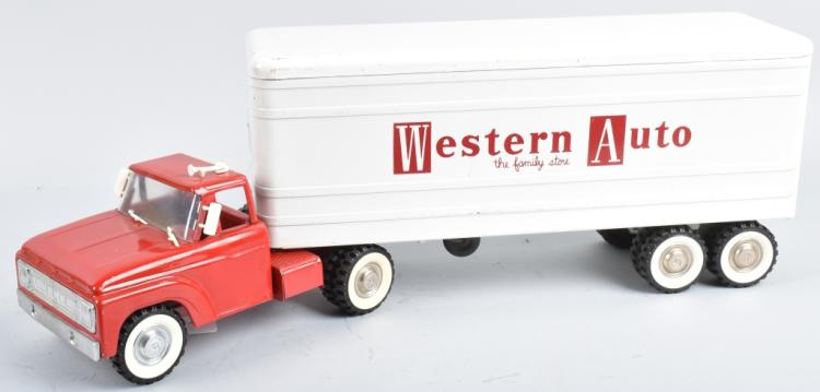 STRUCTO Private Lable WESTERN AUTO SEMI TRUCK