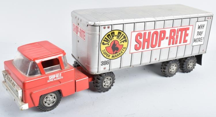 MARX Private Lable SHOP-RITE SEMI TRUCK