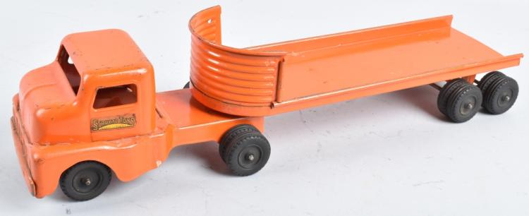 STRUCTO Pressed Steel STEEL HAULER