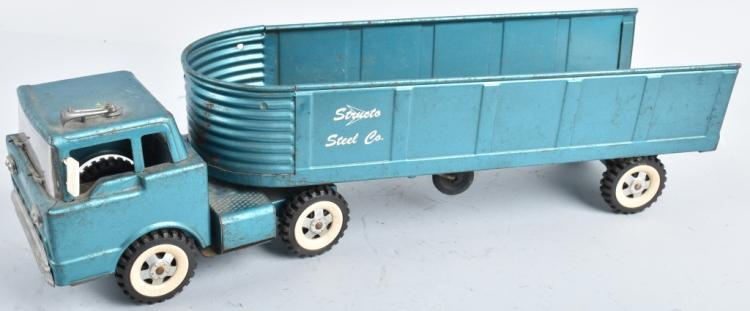 STRUCTO Pressed Steel STEEL CO. TRUCK