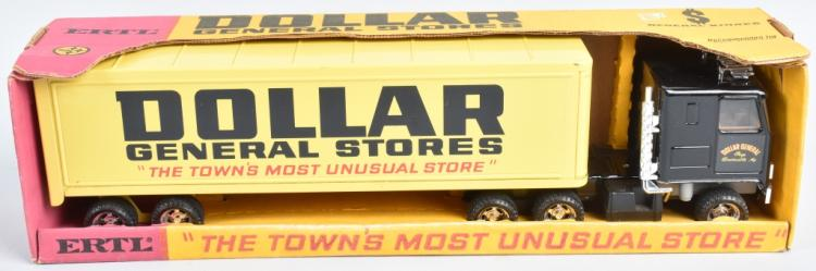 ERTL DOLLAR GENERAL STORES 18-WHEELER MIB