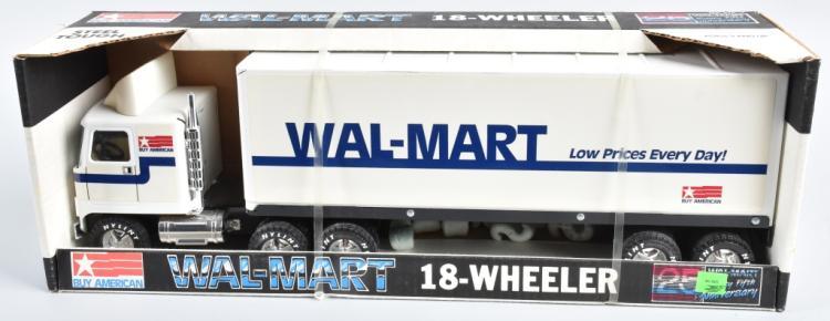 NYLINT WAL-MART 18-WHEELER MIB