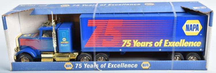 NYLINT NAPA 75 YEARS OF EXCELLENCE 18-WHEELER MIB