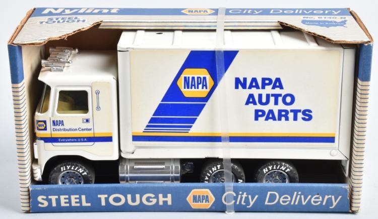 NYLINT NAPA CITY DELIVERY TRUCK MIB