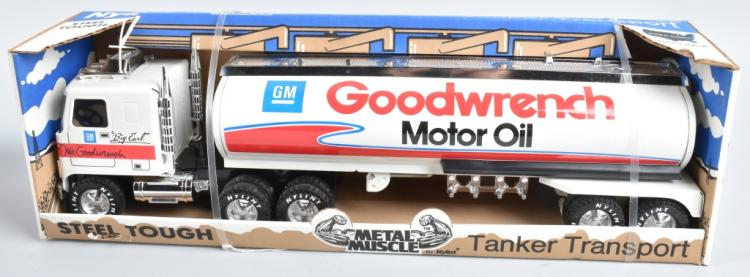 NYLINT GOODWRENCH TANKER TRANSPORT MIB