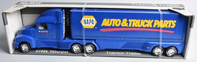 NYLINT NAPA TRACTOR TRAILER MIB