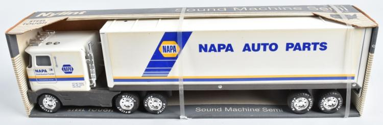 NYLINT NAPA SOUND MACHINE SEMI MIB