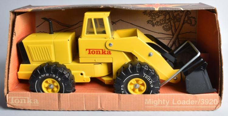 TONKA MIGHTY LOADER 3920 MIB