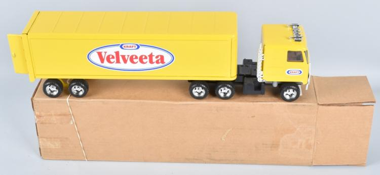 KRAFT VELVETA PROMOTIONAL SEMI TRUCK MIB