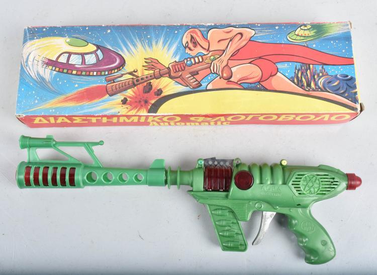 VINTAGE ALFA AUTOMATIC 100 SPCE GUN w/ BOX
