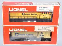 2-LIONEL CHESSIE SYSTEM ENGINES 8470 & GM50