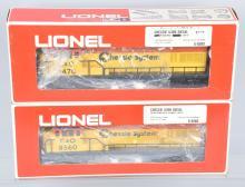 2-LIONEL CHESSIE SYSTEM ENGINES 6-8560