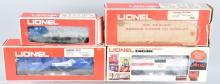 4-LIONEL ENGINES 6-8358, 6-8864, 6-8757, 6-8252