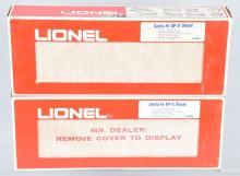 2-LIONEL SANTA FE GP-9 DIESEL ENGINES 6-8250