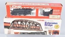LIONEL DIECAST PA STEAM SWITCHER 6-8506 & MORE