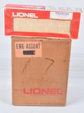 6-LIONEL SANTA FE GP DIESEL DUMMY ENGINES 6-8255