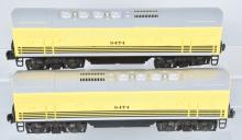 2-LIONEL 8474 DUMMY CARS