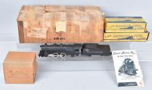 AMERICAN FLYER S GAUGE TRAINS SET BOXED