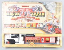 BACHMANN G SCALE EMMET KELLY CIRCUS SET, BOXED