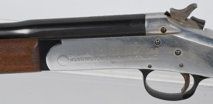 H& R DELUXE TOPPER MODEL 188,  410 SHOTGUN