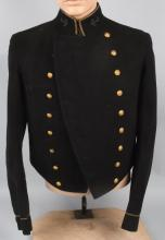 INDIAN WARS PERIOD U.S. NAVY JACKET IDED