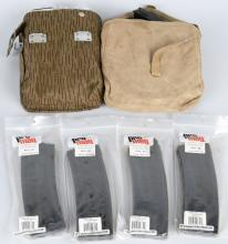 RUGER MINI 14 CLIPS & POUCHES 90 ROUNDER +