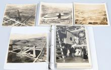PRE WWII OFFICIAL BOEING PHOTOGRAPH LOT