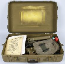 VIETNAM WAR ERA 1964 U.S. ARMY MINE DETECTOR
