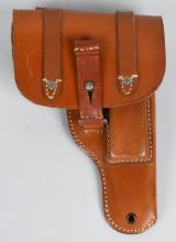 WWII NAZI MARKED 7.65MM FN BROWNING HOLSTER