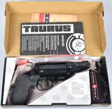 TAURUS THE JUDGE .45 MAGUM REVOLVER, BOXED
