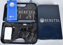BERETTA PX4 STORM 9mm PISTOL, BOXED