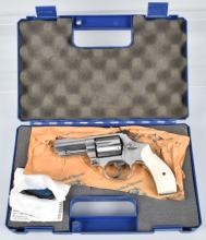 SMITH and WESSON .357 MAG. REVOLVER, BOXED