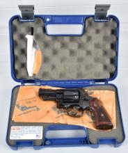 SMITH and WESSON .44 MAG. REVOLVER, BOXED
